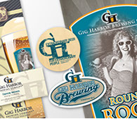 Gig Harbor Brewing Co Designs